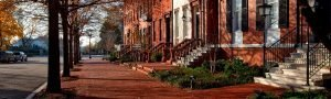 District of Columbia of Columbia Background Header
