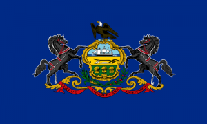 Pennsylvania State Flag