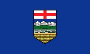 Alberta State Flag