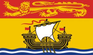 New Brunswick State Flag