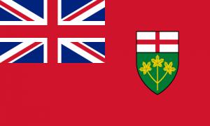 Ontario State Flag