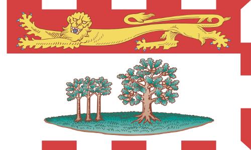 Prince Edward Island State Flag